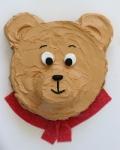 Bear cake 2