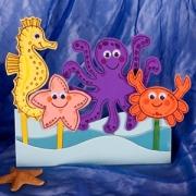Imagine Ocean Puppet